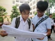 Giáo dục - du học - Làm quen với kiểu thi THPT quốc gia