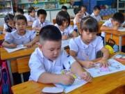 Giáo dục - du học - Không được tạo áp lực kiểm tra học sinh tiểu học