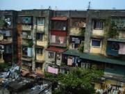 Tài chính - Bất động sản - Hà Nội: Chung cư cũ đất vàng chỉ đền bù tối đa 1-1