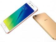 Oppo công bố smartphone tầm trung A57, camera trước 16MP