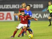 Bóng đá - Đừng đùa với Indonesia!