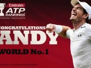 Thể thao - Tennis: Số 1 Andy Murray – biểu tượng của khổ luyện