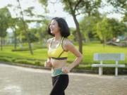 Làm đẹp - Người đẹp Đào Thị Hà luyện dáng sexy mà chẳng cần gym