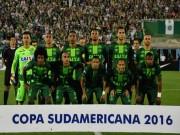Bóng đá - Máy bay chở đội bóng Brazil rơi: Cựu sao Atletico qua đời
