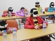 Giáo dục - du học - Bịt mắt kích hoạt não cho trẻ: Lợi bất cập hại
