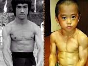 Thể thao - Truyền nhân Lý Tiểu Long: 6 tuổi bụng 6 múi