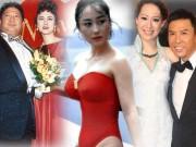 Thời trang - Bóng hồng xinh đẹp bên đời 3 siêu sao võ thuật Hoa ngữ