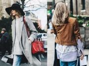 Thời trang - Nguyên tắc để diện đồ mùa đông đẹp miễn chê