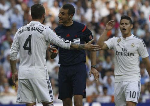 Siêu kinh điển Barca – Real: Real sợ trọng tài hơn Messi
