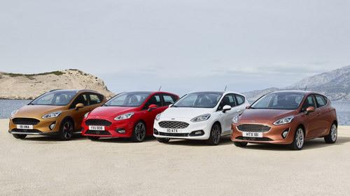 Ford Fiesta 2017 hoàn toàn mới ra mắt - 2