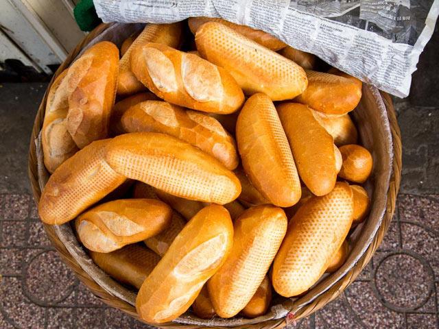 Bánh mì - món ăn đặc sản của người nổi tiếng
