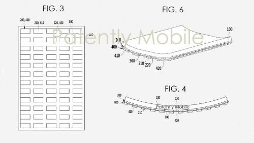 Samsung đã được cấp bằng sáng chế màn hình uốn cong mới - 3