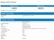 Meizu M3X và Meizu Pro 6 Plus lộ thông số trên GeekBench