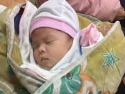 Tin tức trong ngày - Bé sơ sinh nặng 4,2 kg bị bỏ rơi gần cổng chùa