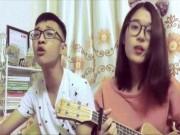"""Bạn trẻ - Cuộc sống - Gái xinh Hoàng Yến Chibi cover """"Ông bà anh"""" cực chất"""