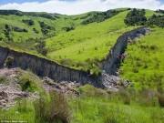 """Thế giới - """"Vạn lý trường thành"""" trồi lên sau động đất New Zealand"""