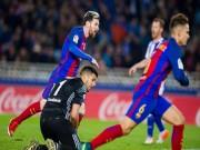 Bóng đá - Bàn thắng đẹp V13 Liga: Messi-Neymar phối hợp hoàn hảo