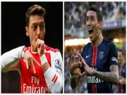 """Bóng đá - Chán Arsenal, Ozil """"rủ"""" Di Maria trở lại Real"""