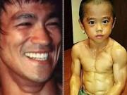 Phim - Choáng với truyền nhân 6 tuổi bụng 6 múi của Lý Tiểu Long