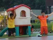 Bóng đá - ĐT Việt Nam ở Indonesia: Xuân Trường, Công Vinh tập chạy
