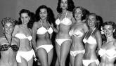 Phì cười xem màn diễn áo tắm như đi chợ tại Miss World