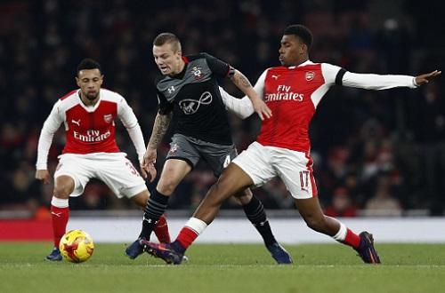 Arsenal - Southampton: Hai cú ra đòn chí mạng