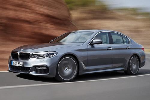 Tạm dừng thông quan ô tô BMW nhập khẩu vào Việt Nam