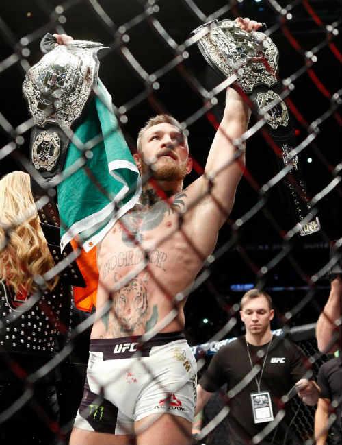 McGregor chính thức là VÕ SĨ QUYỀN ANH, mở đường Mayweather