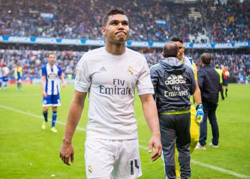 """Siêu kinh điển Barca – Real: Casemiro là """"ác mộng"""" của Messi"""