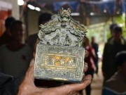 Tin tức trong ngày - Vật thể lạ ở Nghệ An được bàn giao cho bảo tàng tỉnh