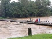 Tin tức trong ngày - Bình Định: Đã có người chết và mất tích do mưa lũ