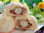 Ẩm thực - Bánh bao nhân thịt thơm ngon cho bữa sáng