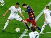 """Bóng đá - Siêu kinh điển Barca – Real: Casemiro là """"ác mộng"""" của Messi"""