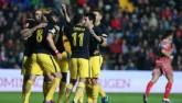 Guijuelo - Atletico: Tưng bừng 6 bàn thắng