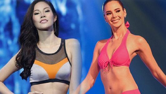 """HH Thế giới Thái Lan và Philippines """"đọ sắc"""" gay cấn"""