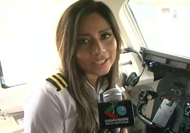 Máy bay chở đội bóng rơi: Lời cuối của nữ cơ phó xinh đẹp - ảnh 1