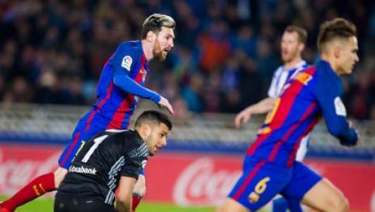 """Kinh điển Barca – Real: Siêu đội hình """"tỉ đô"""""""