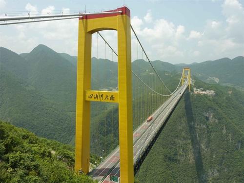 """15 cây cầu """"điên rồ"""" và đáng sợ nhất thế giới (P.1) - 14"""