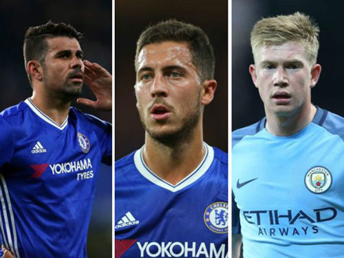 Dream team Man City – Chelsea: Xanh London phủ bóng