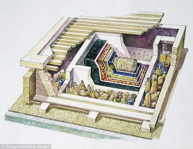 Kì diệu xác ướp TQ 2.100 năm tuổi hầu như nguyên vẹn - ảnh 3