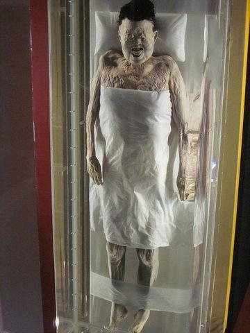 Kì diệu xác ướp TQ 2.100 năm tuổi hầu như nguyên vẹn - ảnh 1