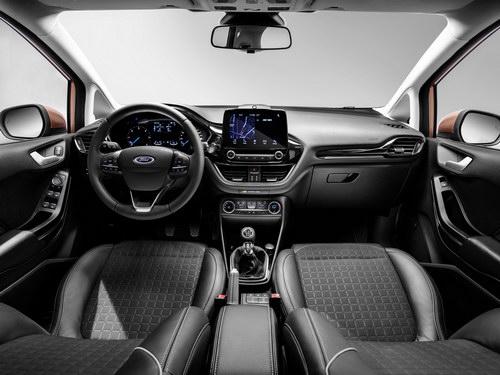 Chi tiết 4 biến thể Ford Fiesta 2017 - 2