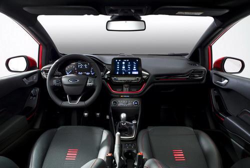 Chi tiết 4 biến thể Ford Fiesta 2017 - 4