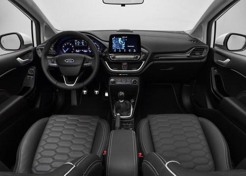 Chi tiết 4 biến thể Ford Fiesta 2017 - 6