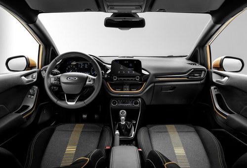 Chi tiết 4 biến thể Ford Fiesta 2017 - 8