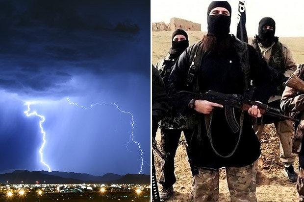Hàng chục phiến quân IS bị trời diệt ở Iraq - ảnh 1