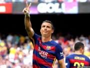 Bóng đá - Tin nóng Siêu kinh điển Barca – Real: Ronaldo suýt là người Barca