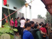 """Thảm án ở Hà Giang:  """" Thấy bố điên lên phải chạy ngay """""""