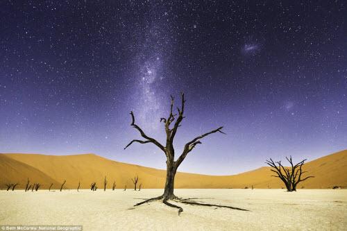 Ngắm ảnh thiên nhiên đẹp ma mị trên national geographic - 3