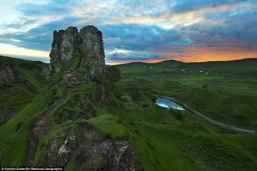 Ngắm ảnh thiên nhiên đẹp ma mị trên national geographic - 7